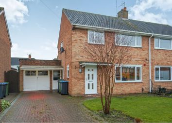Thumbnail 3 bed semi-detached house for sale in Baker Avenue, Stratford-Upon-Avon