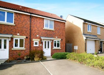 Thumbnail 2 bed end terrace house for sale in Corinto Close, Cramlington