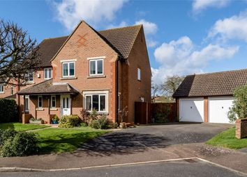 Thumbnail 5 bed detached house for sale in Miller Close, Godmanchester, Huntingdon