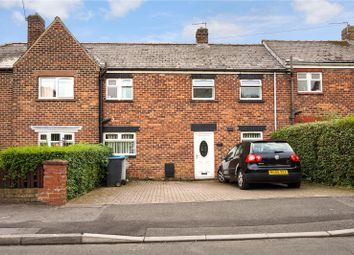 Thumbnail 3 bed terraced house for sale in Willow Crescent, Consett