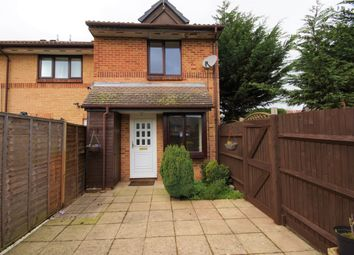 Thumbnail 1 bed end terrace house to rent in Eamont Close, Ruislip, Middlesex