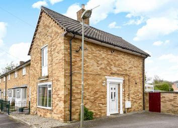 Thumbnail 2 bed end terrace house for sale in Winterbourne Close, Bicester