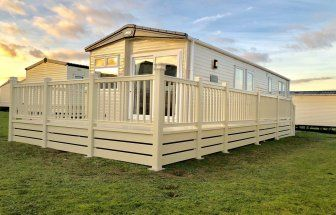 Thumbnail 2 bedroom mobile/park home for sale in Hoburne Holiday Park, Blue Anchor Bay Rd, Minehead, Somerset