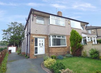 Thumbnail 3 bed semi-detached house for sale in Wimborne Drive, Allerton, Bradford, West Yorkshire