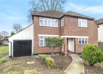 Thumbnail 4 bed detached house for sale in Park View, Hatch End, Pinner, Middlesex