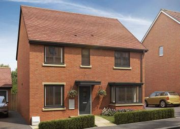 Thumbnail 4 bed detached house for sale in The Shelford Plot 98, Ridgewood Place, Lewes Road, Uckfield