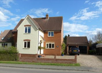 Thumbnail 4 bedroom detached house for sale in The Butts, Kenninghall, Norwich