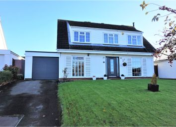 Thumbnail 4 bed detached house for sale in Aintree Drive, Leamington Spa