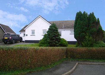 Thumbnail 3 bed detached bungalow for sale in Silverstream Crescent, Hakin, Milford Haven