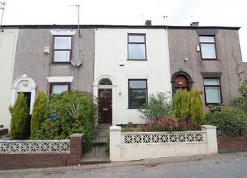 Thumbnail 2 bed terraced house to rent in Sholver Lane, Oldham
