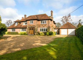 Thumbnail 5 bed detached house for sale in Chalk Lane, Hyde Heath, Amersham, Buckinghamshire