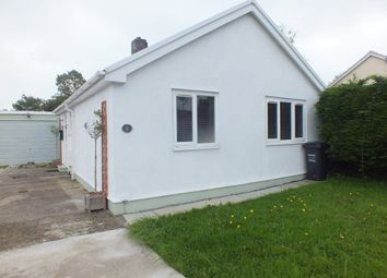 Thumbnail 2 bed bungalow to rent in Hill Rise, Kilgetty, Pembrokeshire