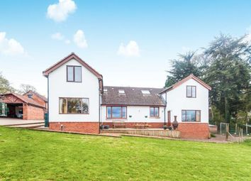Thumbnail 5 bedroom detached house for sale in Exmouth, Devon