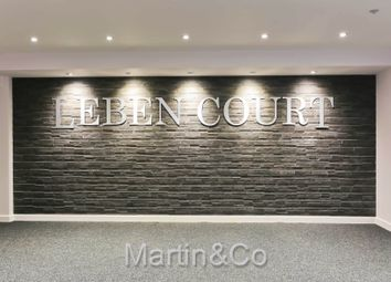 Thumbnail 1 bed flat for sale in Leben Court, Sutton