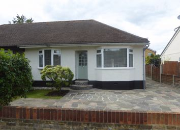 Thumbnail 2 bed bungalow to rent in Glenmere Park Avenue, Benfleet, Essex