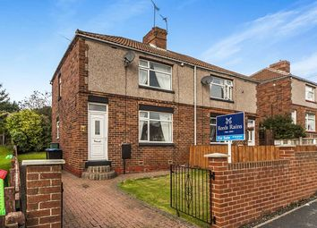 Thumbnail 3 bed semi-detached house for sale in Lime Road, Ferryhill