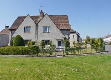 Thumbnail 3 bed semi-detached house for sale in Boswell Drive, Auchinleck