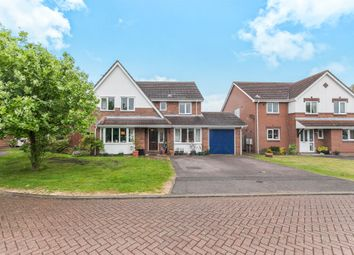 Thumbnail 5 bedroom detached house for sale in Belgrave Close, Ipswich