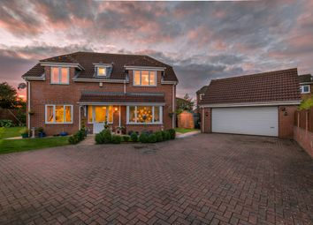 Thumbnail 4 bed detached bungalow for sale in Leeming Lane, Catterick, Richmond