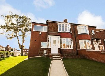 Thumbnail 3 bedroom semi-detached house for sale in West Vallum, Denton Burn, Newcastle Upon Tyne