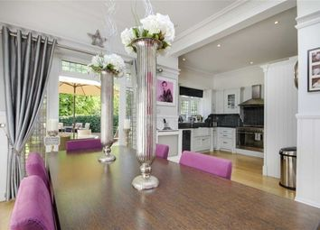 Thumbnail 3 bedroom detached house for sale in Bush Hill Road, London