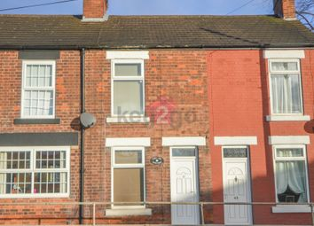 2 bed terraced house for sale in Main Road, Renishaw, Sheffield S21
