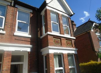 2 bed flat to rent in Belmont Road, Southampton SO17