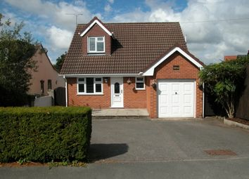 Thumbnail 3 bed detached house for sale in Station Road, Neston