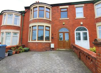 Thumbnail 3 bed terraced house to rent in Leeds Road, Blackpool, Lancashire