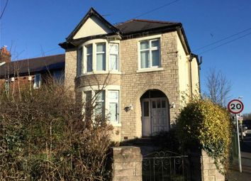Thumbnail 3 bed end terrace house for sale in Black Bull Lane, Fulwood, Preston