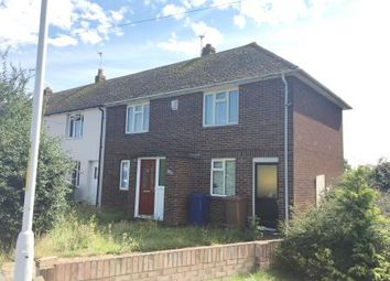 Thumbnail 3 bed end terrace house for sale in 95 Manor Road, Queenborough, Kent