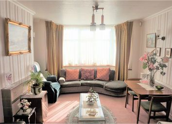 Thumbnail 3 bed terraced house for sale in Fairway Avenue, London