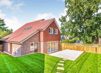 Spring Lane, Colden Common, Winchester SO21. 4 bed detached house for sale