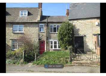 Thumbnail 1 bed terraced house to rent in Main Street, Turweston, Brackley