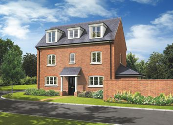 "Thumbnail 4 bed property for sale in ""The Greenacre"" at Basingstoke Road, Spencers Wood, Reading"