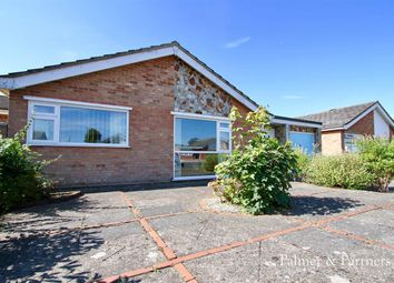 Thumbnail 3 bed detached bungalow for sale in Sandringham Close, Ipswich