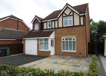 Thumbnail 4 bed detached house for sale in 42A Walkmill Crescent, Carlisle, Cumbria
