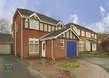 3 bed detached house for sale in Japonica Drive, Cinderhill, Nottinghamshire NG6