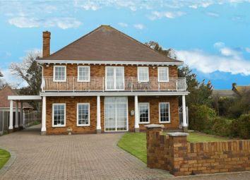 Thumbnail 4 bedroom detached house for sale in Thorpe Bay Gardens, Thorpe Bay, Essex