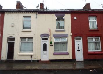 Thumbnail 2 bed terraced house for sale in Hawkins Street, Kensington, Liverpool, England