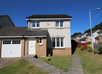 Thumbnail 3 bed link-detached house for sale in Rosin Court, Kirkcaldy, Fife