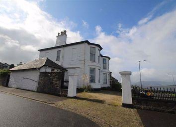 Thumbnail 2 bed flat for sale in Roseneath Street, Greenock