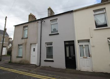 Thumbnail 2 bed terraced house for sale in Beatrice Avenue, Bangor