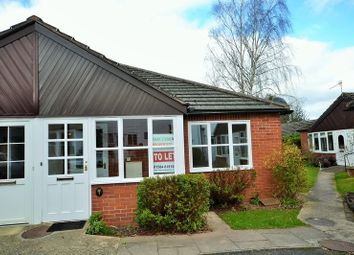Thumbnail 2 bedroom semi-detached bungalow to rent in College Gardens, Tenbury Wells