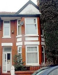 Thumbnail 5 bedroom terraced house to rent in Beech Grove, Fallowfield, Manchester