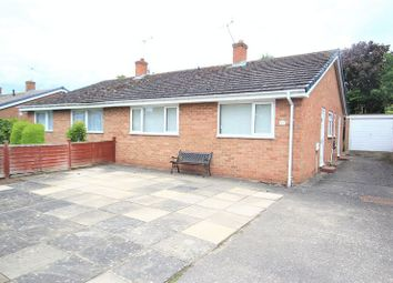 Thumbnail 2 bed semi-detached bungalow for sale in Greenway, Inveresk Road, Tilston, Malpas