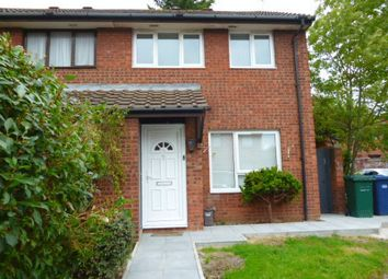 Thumbnail 3 bed semi-detached house to rent in Rowlands Close, London
