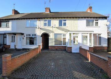 Thumbnail 3 bedroom terraced house to rent in Curzon Avenue, Wigston
