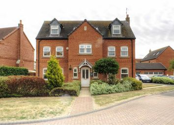 Thumbnail 6 bed property for sale in Wood Farm Close, Nettleton, Market Rasen