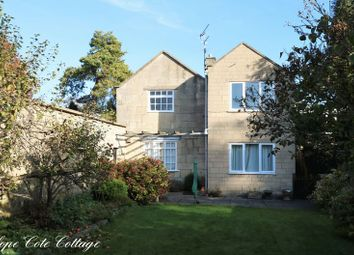 Thumbnail 2 bed cottage for sale in Church Road, Combe Down, Bath